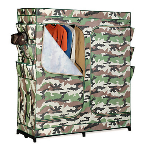 Honey-Can-Do Portable Cloth Wardrobe, 64