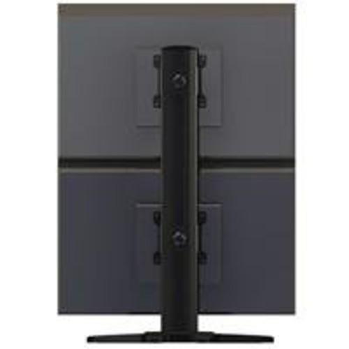 Crimson DSV2 Dual Vertically Aligned Monitor Desktop
