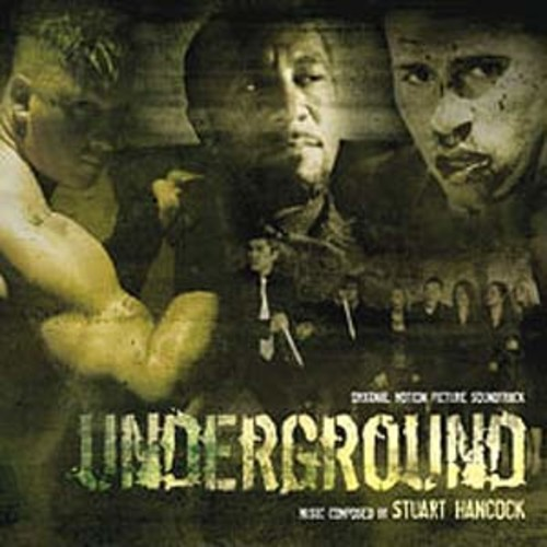 Underground By Original Soundtrack (Audio CD)