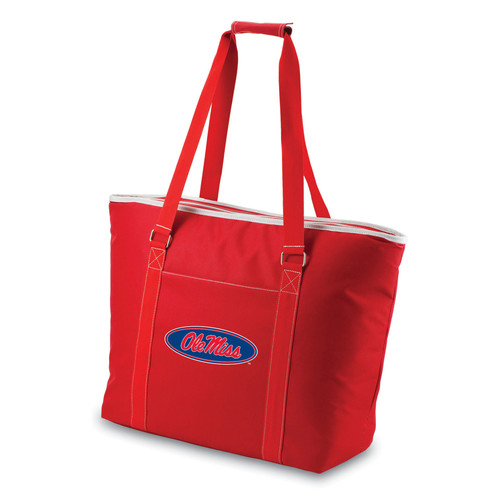 NCAA Tahoe Picnic Cooler Color: Red, NCAA Team: Ole Miss