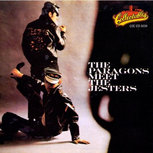 The Paragons Meet the Jesters [CD]