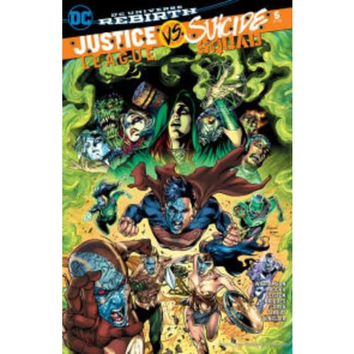 Justice League vs. Suicide Squad (2016-) #5