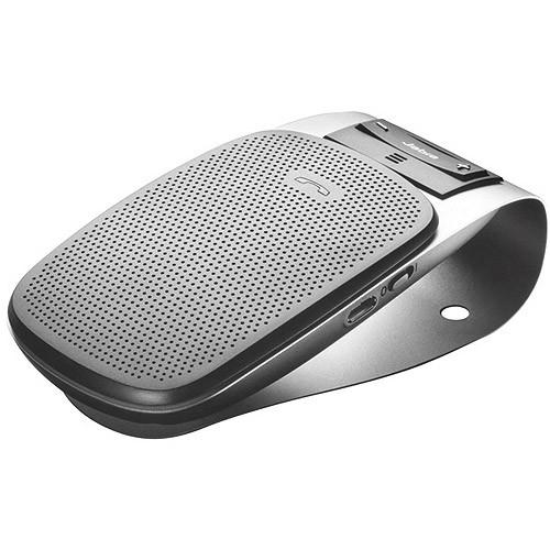 Jabra Drive Bluetooth In-Car Speakerphone - Retail Packaging - Black [Black, Standard Packaging]