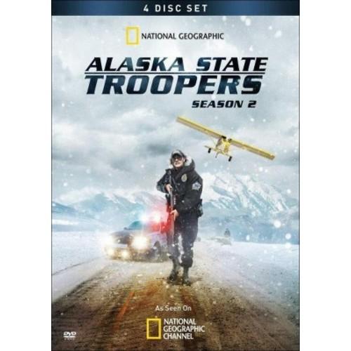 National Geographic: Alaska State Troopers - Season 2 [4 Discs]