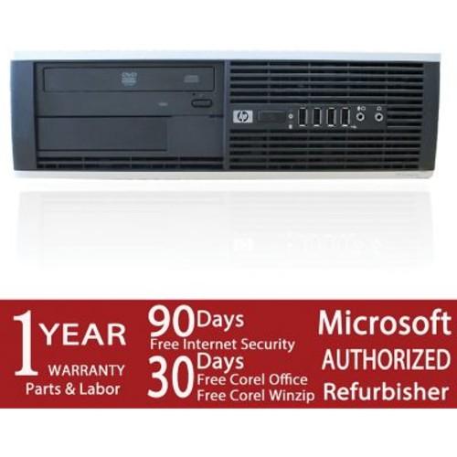 Refurbished HP Elite 8000 C2D 3.0GHz 8GB DDR3 1TB HDD DVD W7Pro 64 SFF