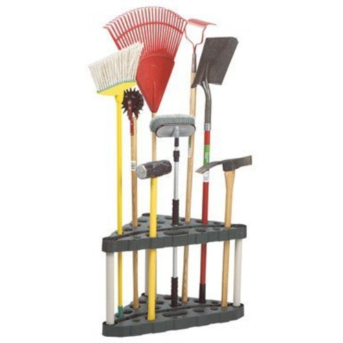 Rubbermaid 30-Tool Corner Tool Rack (FG5A4700MICHR)