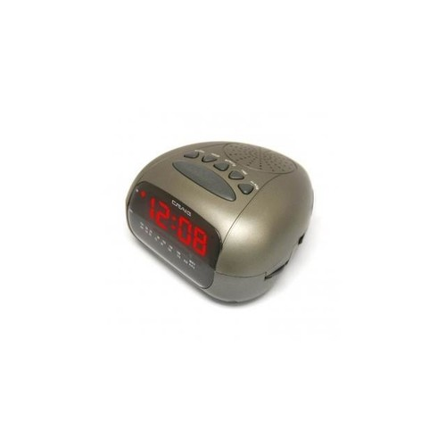 Craig CR45329B LED AM/FM Alarm Clock Radio