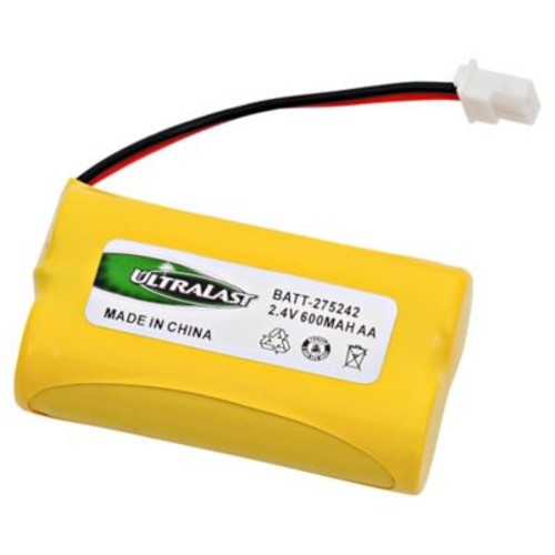 Ultralast 2.4 V Ni-CD Cordless Phone Battery For VTech CS6128-42 (BATT-275242)