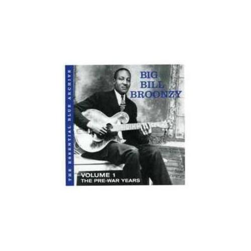 Big Bill Broonzy - Essential Blue Archive, Vol. 1: the Pre War Years [Audio CD]