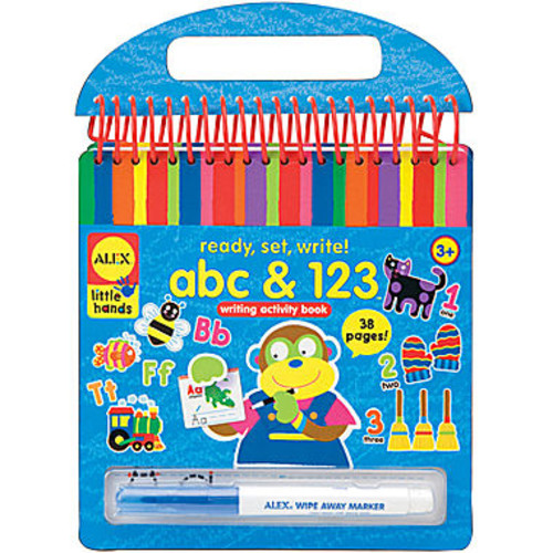 ALEX TOYS Ready, Set, Write! Activity Book - JCPenney