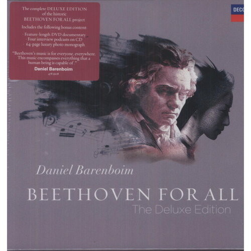 Beethoven For All: Deluxe Version