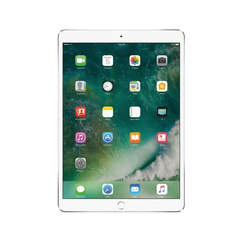 Apple - 10.5-Inch iPad Pro (Latest Model) with Wi-Fi + Cellular - 64GB (AT&T) - Silver