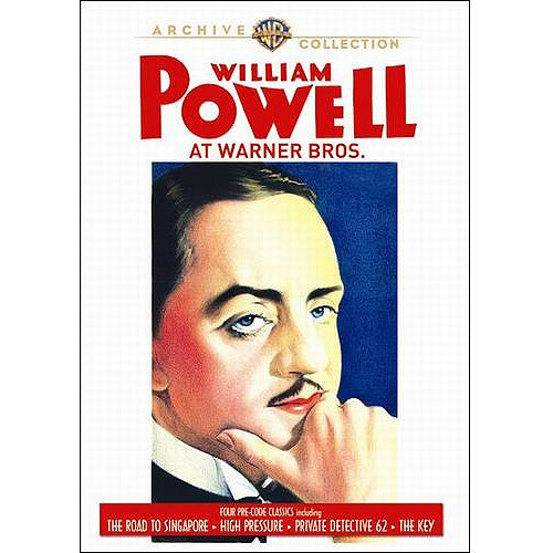 William Powell at Warner Bros. (DVD)