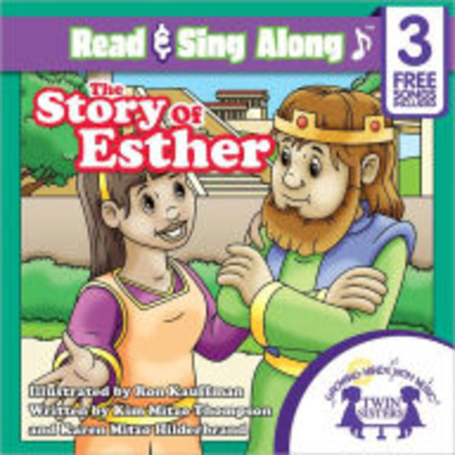 The Story of Esther Read & Sing Along [Includes 3 Songs]