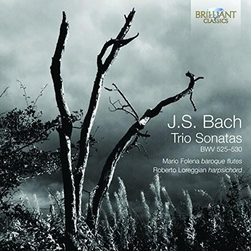 Mario Folena - Bach: Trio Sonatas BWV525-530
