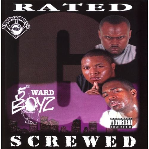 Rated G [Chopped and Screwed] [CD] [PA]