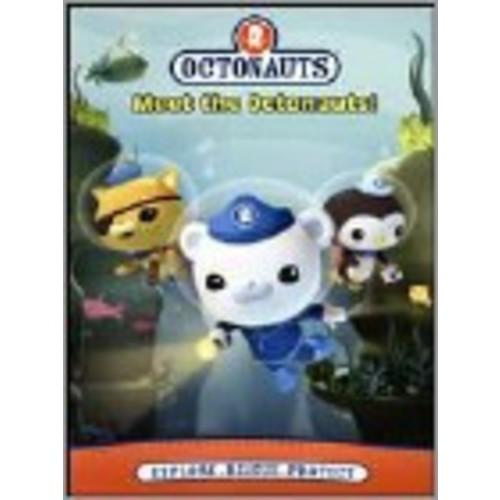 Meet The Octonauts (DVD)