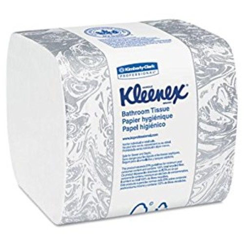 KIMBERLY-CLARK PROFESSIONAL* KLEENEX Hygienic Bathroom Tissue