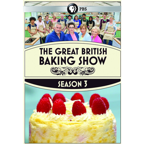 The Great British Baking Show: Season 3 [3 Discs] [DVD]