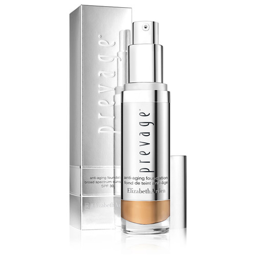 PREVAGE Anti-Aging Foundation Broad Spectrum Sunscreen SPF 30 - Shade 4 - neutral to gold undertones (1 fl oz.)