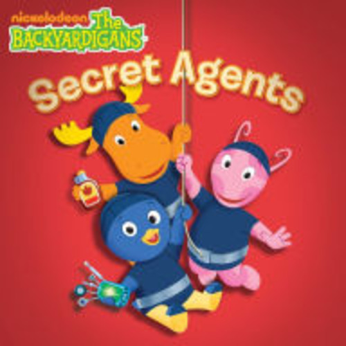 Secret Agents (The Backyardigans)