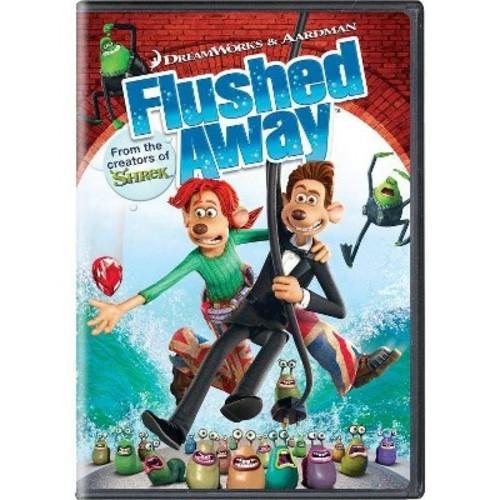 Flushed Away (WS) (dvd_video)