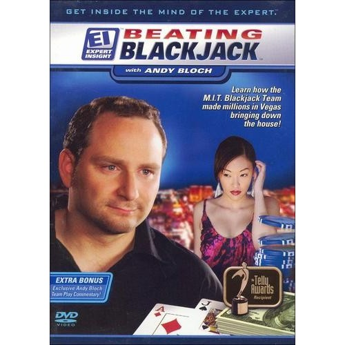 Expert Insight: Beating Blackjack with Andy Bloch [DVD]