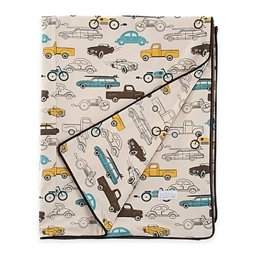 Glenna Jean Traffic Jam Twin Duvet Cover