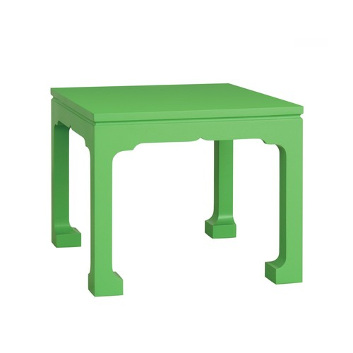 Morris Side Table in Sour Apple design by Redford House