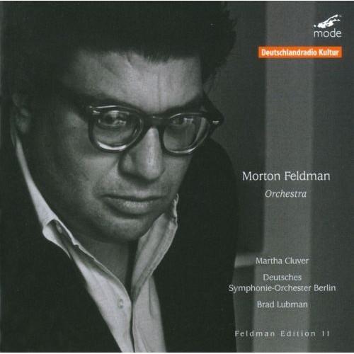 Morton Feldman: Orchestra [CD]