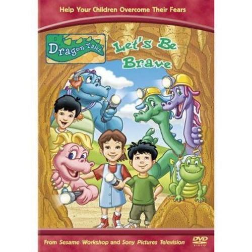 Dragon tales:Let's be brave (DVD)