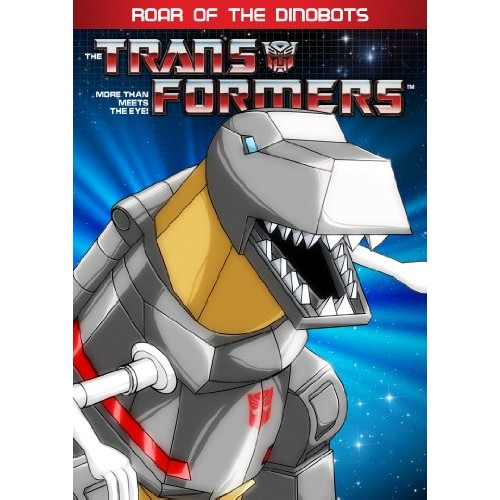 Transformers: More Than Meets The Eye: Roar Of The Dinobots (DVD)