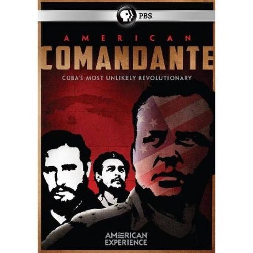 American Experience: American Commandante (DVD)