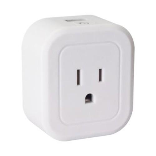 Azpen Wi-Fi SmartPlug with USB Port