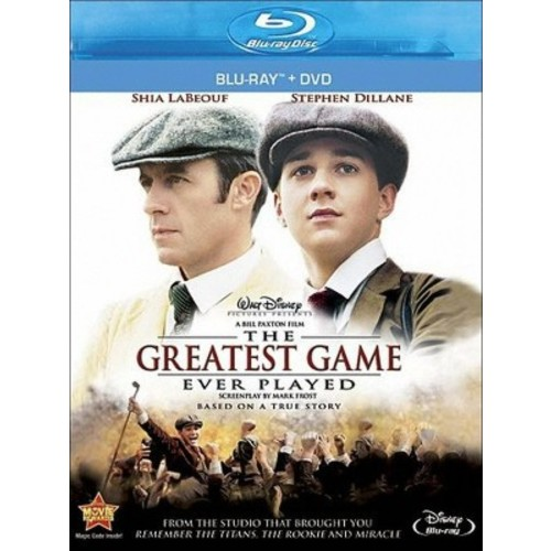 The Greatest Game Ever Played (Blu-Ray/DVD) (Blu-ray)