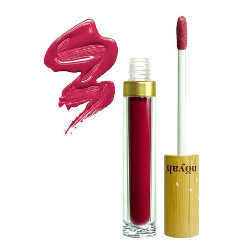 Noyah - Natural Lip Gloss Cherry Cordial - 0.19 fl. oz.
