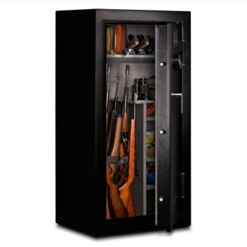 Mesa MGL24E Gun Safe with Electronic Lock, (Choose Delivery Method) [delivery method : ; OriginalDelivery Method : :Curbside Delivery]