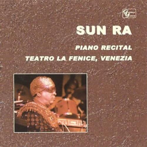 Piano Recital (Teatro La Fenice in Venice) [CD]