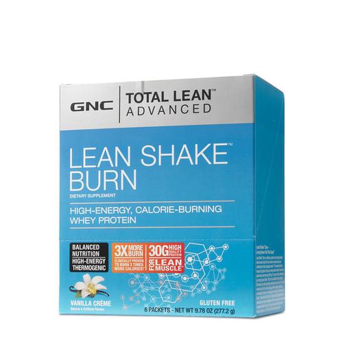 GNC Total Lean Advanced Lean Shake Burn