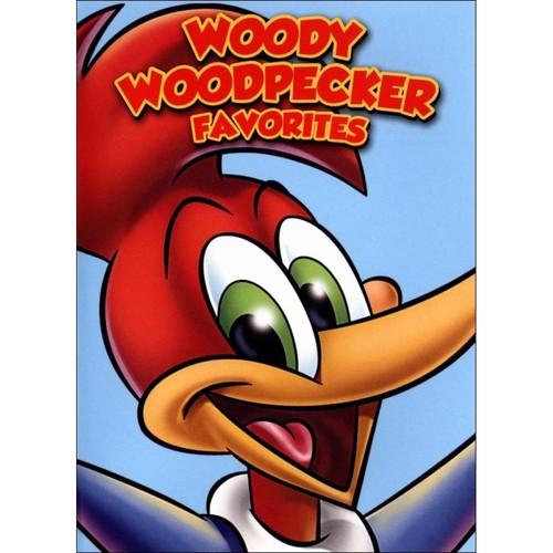Woody Woodpecker Favorites [DVD]