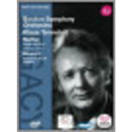 Boston Symphony Orchestra/Klaus Tennstedt: Mahler/Mozart (DVD) (Eng) 1977