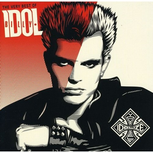 The Very Best of Billy Idol: Idolize Yourself [CD/DVD] [CD]
