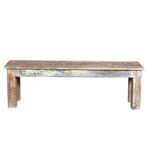 Desirae Wood Bench