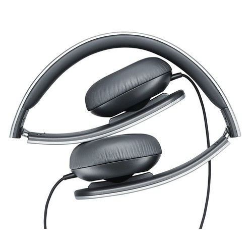 Shure SRH145 Portable Collapsible Closed-Back Headphones [Closed Back]