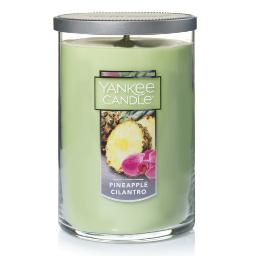 Yankee Candle Pineapple Cilantro 22-oz. Two Wick Candle Jar