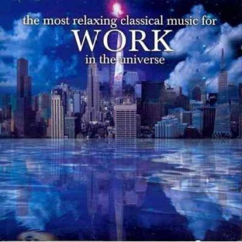 Various - Most relaxing classical music for wor (CD)