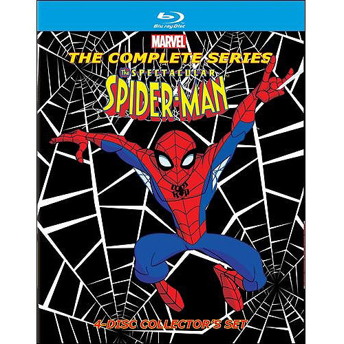 The Spectacular Spider-Man: The Complete First And Second Seasons (Blu-ray) (Anamorphic Widescreen)