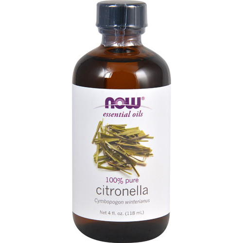 NOW Foods Essential Oils Citronella Oil -- 4 fl oz