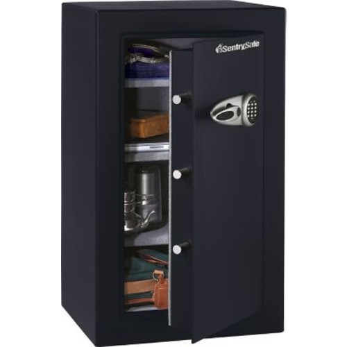 Sentry Safe Security Safe 6.1 Cu Ft. T- Series, Inside Placement