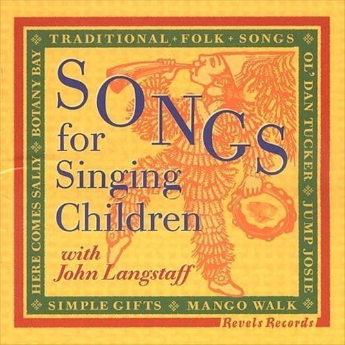 Songs for Singing Children [CD]